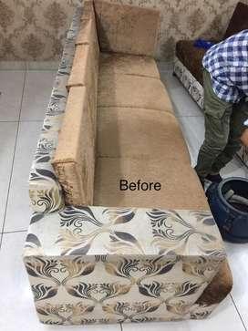 Sofa Car Dryclean
