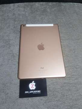 Ipad 6 128gb wifi cell garansi oktober 2020