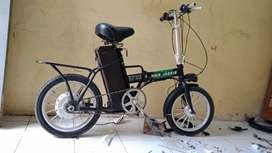 Service sepeda Listrik