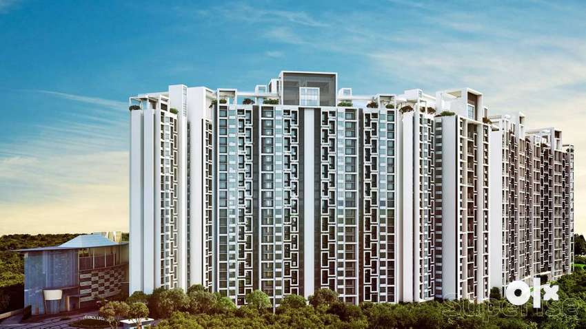 2BHK on rent for family 0