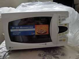 LG microwave oven ms 204w