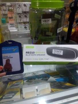 Speaker Bluetooth Robot RB210