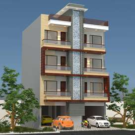 ]Ready Possession& Nature Valley, 2Room BuilderFloor Noida Extension @