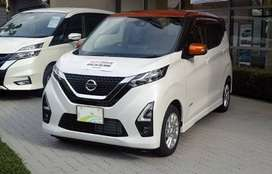 NISSAN DAYZ HIGHWAY STAR Now On Just 20% Down Payment..