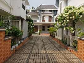 5 BHK Gated Villa for sale at Chalikavattom, Ernakulam