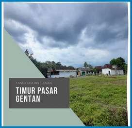 Tanah Jl Kaliurang Km 10 di Jual Harga Murah