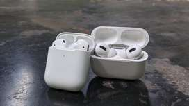 AirPods Pro & Airpods 2 with Wireles Charging case with Warranty