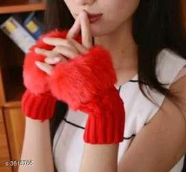 Catalog Name: *Trendy Acrylic Fibres & Fleece Women Hand Gloves Vol 2*