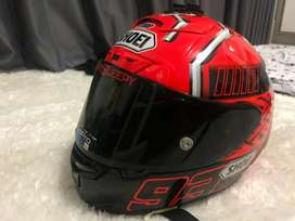 Shoei X Fourten & LS2