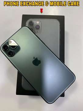 IPhone 11 Pro (256GB) Midnight Green Only 1 Months Old In Brand New