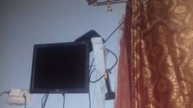 Lcd 19 inch tv device