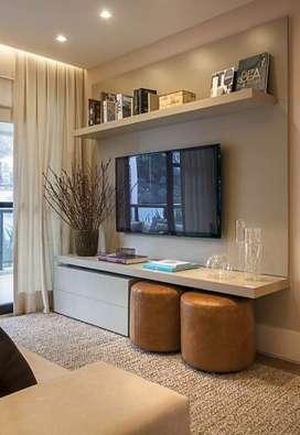 jasa interior design apartemen kemang village di jakarta selatan