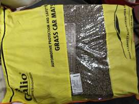 Galio grass mat with good quality and 1 year warranty