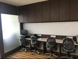 Belapur furnished office