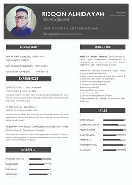 design Grafis & Editor