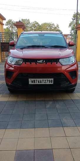 Mahindra Kuv 100 G80 K4 PLUS, 2018, Petrol