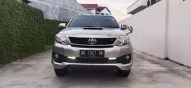 TOYOTA FORTUNER DIESEL MT 2.5 VNT TURBO MT
