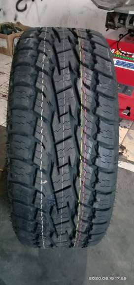 Pajero Sport New : 285/60/18 Toyo Open Country A/T 2