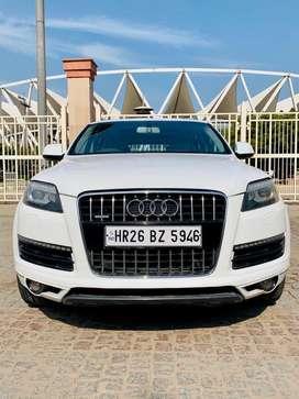 Audi Q7 35 TDI Premium Plus + Sunroof, 2013, Diesel