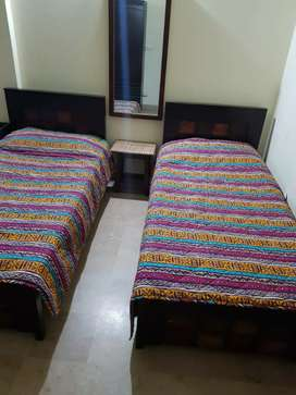 F11 hamza tower room available on sharing for working female students