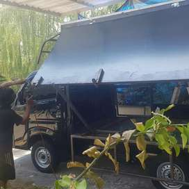 Modifikasi Mobil Food Truck, Container Booth, & Etalase Gerobak