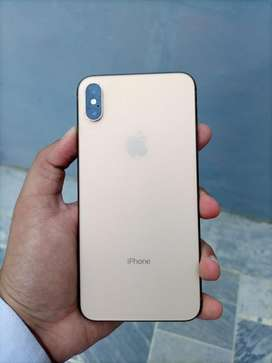 IPHONE XS MAX 64GB PTA APPROVED CONFITION 10/10