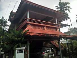 2 bhk 1200 sqft 1st floor house at aluva dessom near parambayam