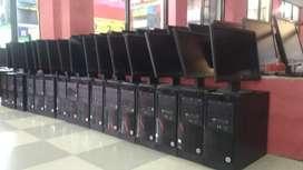 Komputer Core i5 Build up Hp LED 19
