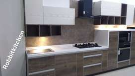Available Kitchen for sale straight line ktc-0317