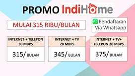 30 Mbps Indihome Yogyakarta Internet Wifi (Fast Respon WA) 25
