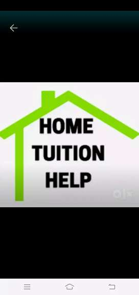 Home tutions for girls
