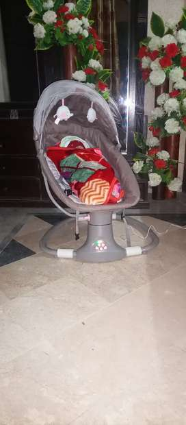 Electric Baby swing brand new