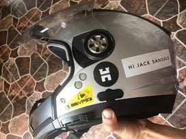 Helm NOLAN N44 Evo ( Size M ) + Antifog, Fullset., minus pemakaian aja