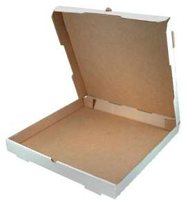 Pizza box packaging!
