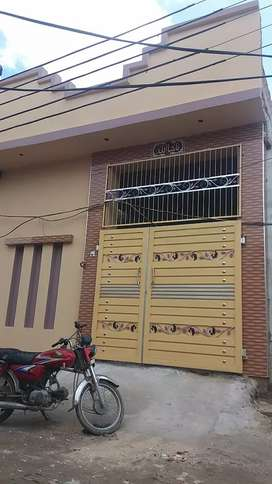 Urgent sale 3 mrla house single storey
