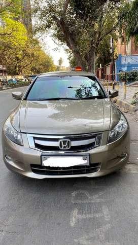 Honda Accord 2008 CNG & Hybrids Manual  77000 Km Driven