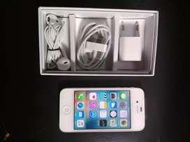 I phone 4s storage 16gb