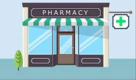 Clinic pharmacy available for sale