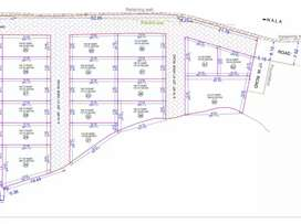 Plot for sale in Miyanwala