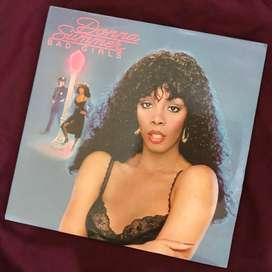 Vinyl / Piringan Hitam Donna Summer