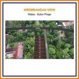 Cicil 12x Tanpa Bunga Tanah SHM Area Calon Kampus Atmajaya Wates