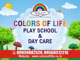 Colors of life play school