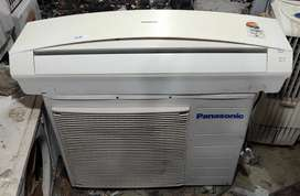 With warranty used air conditioning
