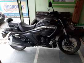 Suzuki Intruder Cruiser Bike 155cc engine