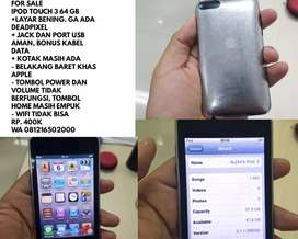 IPod touch 3 64gb