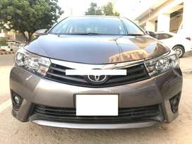Toyota gets on easy monthly installments just 20% advnce