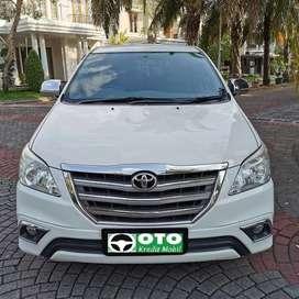 Kijang Innova 2.5 G Diesel AT 2013 Istimewa bs kredit