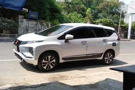 Jual cepat Mitsubishi xpander putih 2018 manual