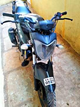 FZ16 black