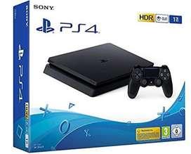 Sony PlayStation PS4+Stik1,Game 3 Console [1TB]Cicilan/Kredit DP500RB